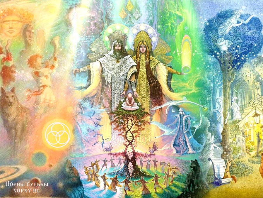 дар рода, род, семья, дар, ясновидение, сила рода, способности,